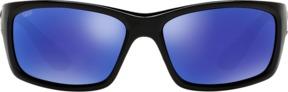 Costa del Mar Jose Black Rectangle Sunglasses