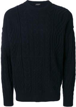 Roberto Collina textured knit jumper