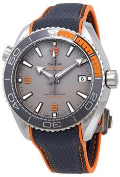 Omega Seamaster Automatic Grey Dial Men's Watch