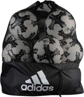 adidas Stadium Ball Bag - Black/White