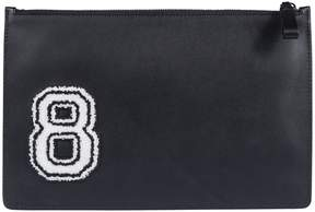 Valentino Logo Patch Clutch