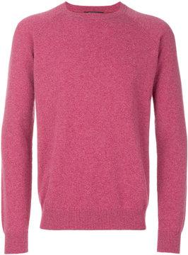 Loro Piana long sleeved sweatshirt
