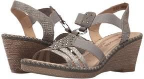 Rieker D6768 Ursela 68 Women's Shoes