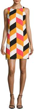 CeCe Women's Arlington Shift Dress