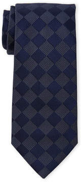 Altea Diamond Pattern Silk Tie