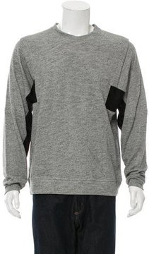 Public School Colorblock Crew Neck Sweater