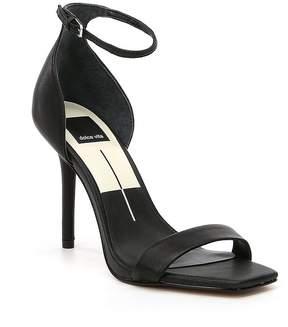 Dolce Vita Halo Metallic Leather Dress Sandals