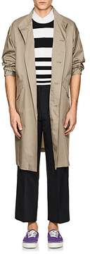 TOMORROWLAND Men's Cotton-Blend Twill Trench Coat