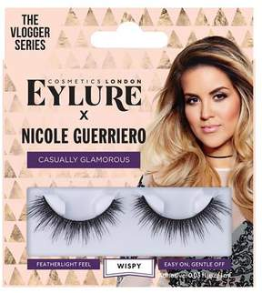 Eylure X The Vlogger Series Nicole Guerriero Casually Glamorous
