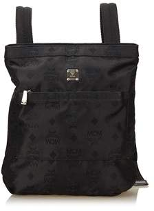 MCM Pre-owned: Visetos Nylon Backpack.