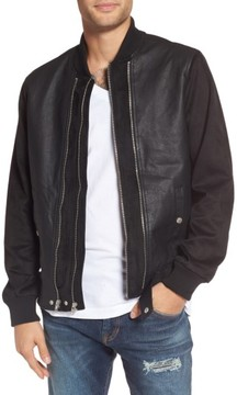 Members Only Men's Uptown Bomber Jacket