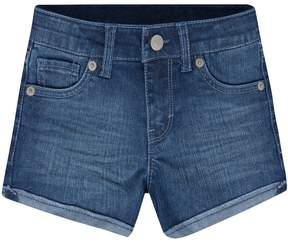 Levi's Girls 4-6x Scarlett Rolled Cuffs Shorty Shorts