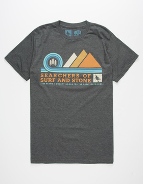 Hippy-Tree HIPPYTREE Pinnacle Mens T-Shirt
