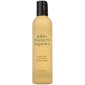 John Masters Organics Herbal Cider Hair Clarifier and Color Sealer