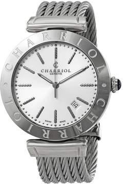 Charriol Alexandre Silver Dial Ladies Watch