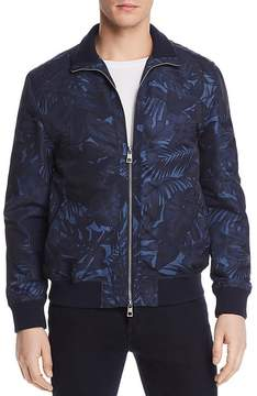 Michael Kors Tropical Printed Bomber Jacket - 100% Exclusive
