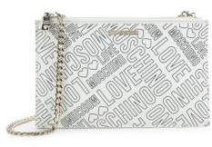 Love Moschino Embossed Logo Crossbody Bag