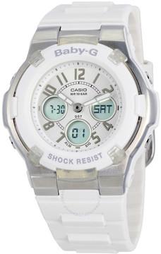 Casio Baby G Analog Digital Dial Ladies Watch