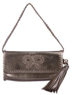 Anya Hindmarch Metallic Leather Mini Shoulder Bag