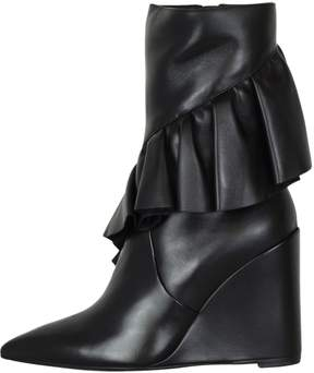 J.W.Anderson Leather ankle boots