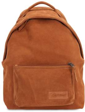 Eastpak 11l Orbit Sleek'r Suede Backpack