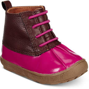 First Impressions Duck Boots, Baby Girls, Created for Macy's