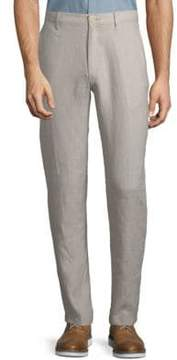 Saks Fifth Avenue Classic Linen Pants