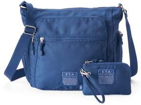 Rosetti E.T.A. By E.T.A. by Mykonos Large Crossbody Bag with RFID-Blocking Pouch