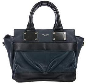 Rag & Bone Leather Pilot Bag