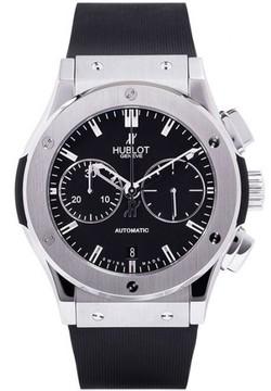 Hublot Classic Fusion 521.nx.1171.rx Titanium Chronograph 45mm Mens Watch