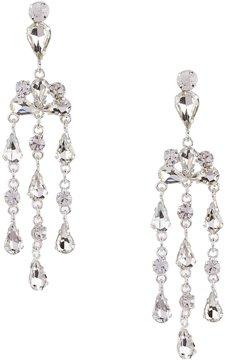 Cezanne Sleek Chandelier Earrings