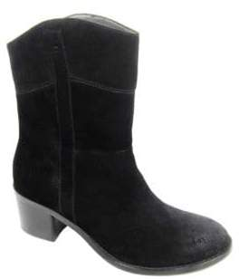 Adrienne Vittadini Fonzie Suede Ankle Boots