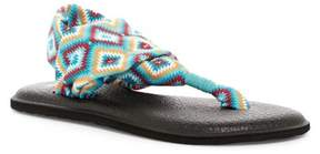 Sanuk Yoga Sling Printed Sandal