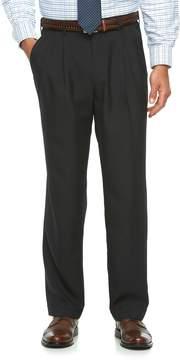 Croft & Barrow Big & Tall True Comfort Classic-Fit Opticool Dress Pants