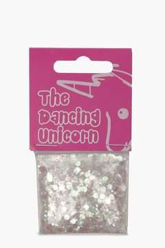 boohoo Holographic Glitter Bag