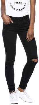 Articles of Society Ripped Black Skinnies