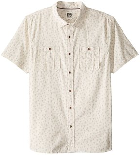 Reef Men's Pie Short Sleeve Shirt 8161183