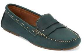 G.H. Bass Patricia Leather Driving Moccasins