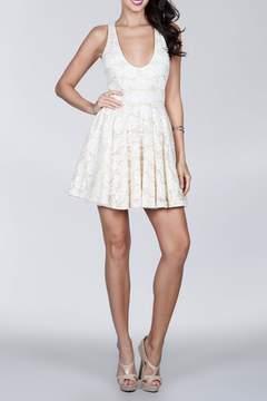 Ark & Co Lace Racerback Dress