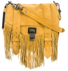 Proenza Schouler Mini Fringe PS1 Crossbody Bag