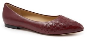 Trotters Women's Estee Pointed Toe Flat