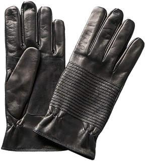 Portolano Men's Leather & Suede Gloves