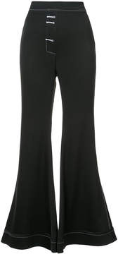 Ellery super flared trousers