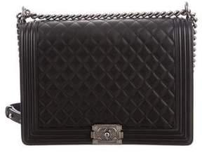 Chanel Large Boy Flap Bag