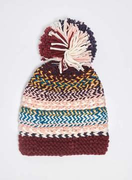 Dorothy Perkins Multi Coloured Meadow Beanie Hat