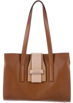 Max Mara Leather 'A' Bag