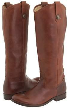 Frye Melissa Button Cowboy Boots