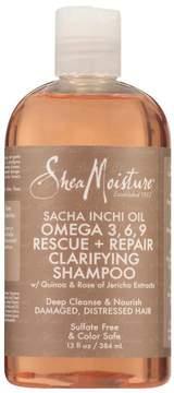 Shea Moisture Sheamoisture SheaMoisture Sacha Inchi Rescue & Rebuild Shampoo
