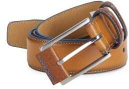 Robert Graham Martin Faux-Leather Belt