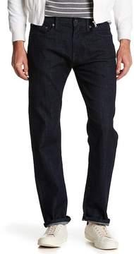 Lucky Brand 221 Original Straight Leg Jean - 30-34\ Inseam